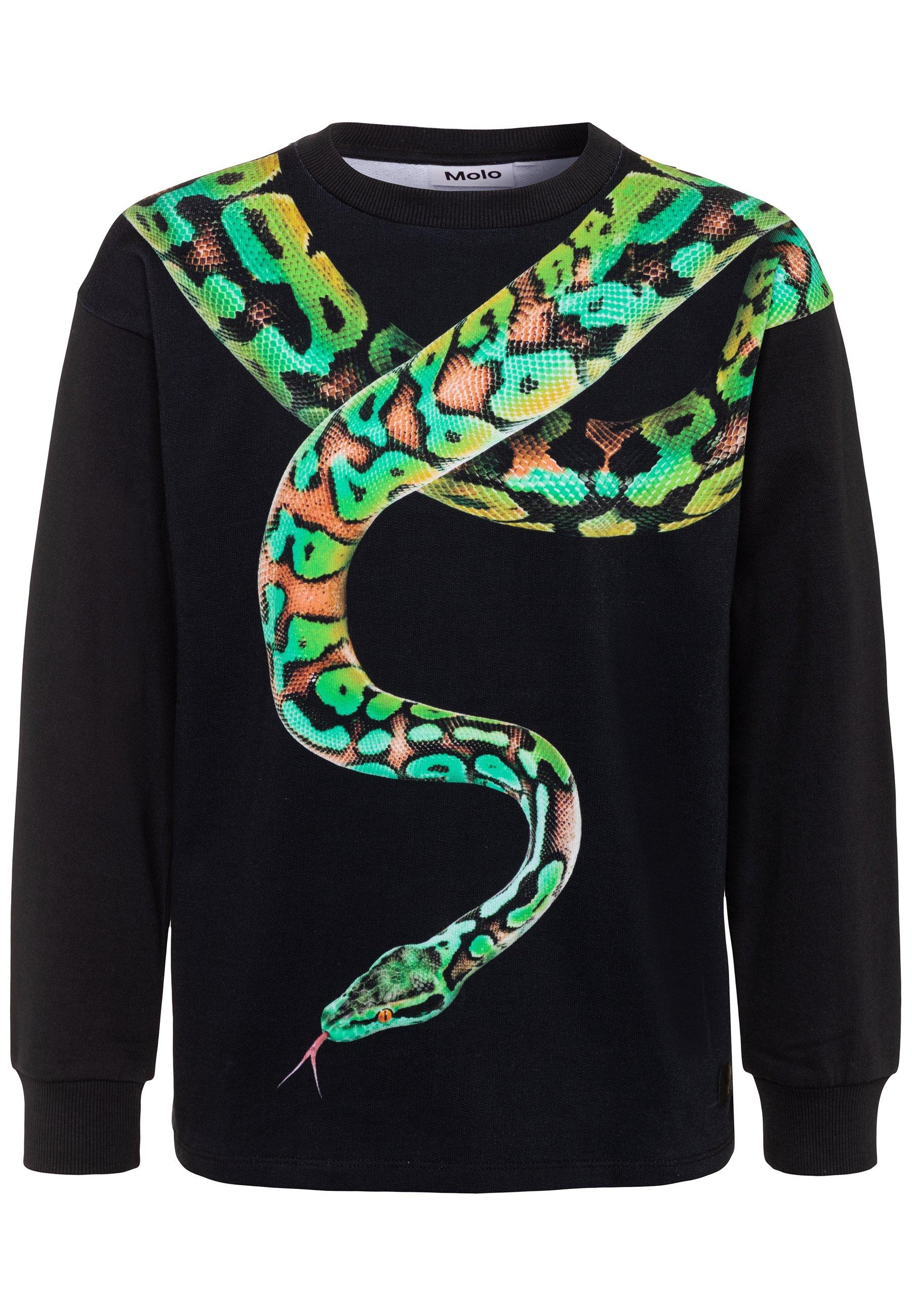 Molo MILLION Sweater charmer greenZwart Zalando.nl