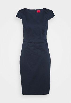 KELERAS - Pouzdrové šaty - open blue