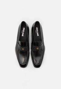 Roberto Cavalli - Elegantní nazouvací boty - black - 3