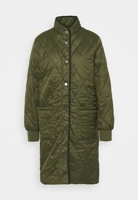 b.young - BYCATJA COAT  - Classic coat - olive night - 4