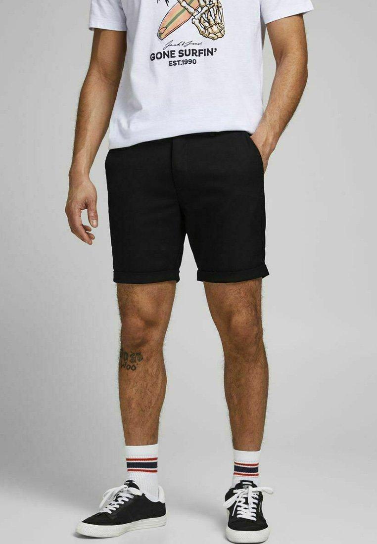Jack & Jones PREMIUM - JJICONNOR - Shorts - black 2