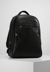 Pier One - UNISEX - Mochila - black - 0