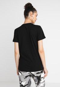 Diesel - T-FOIL - T-Shirt print - schwarz - 2