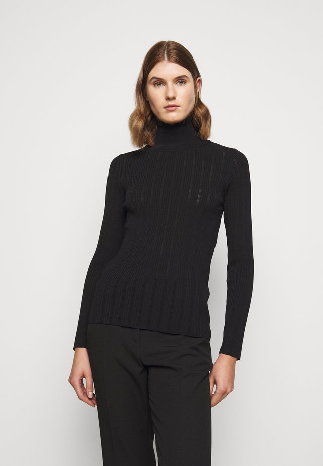 MYSTERIEUSE - Stickad tröja - noir