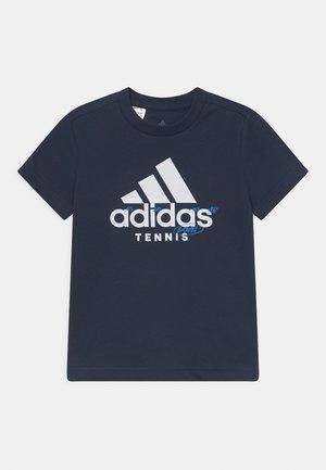 CAT TEE UNISEX - Print T-shirt - legend ink