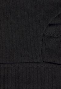 Vero Moda - VMJOYCE - Top sdlouhým rukávem - black - 2