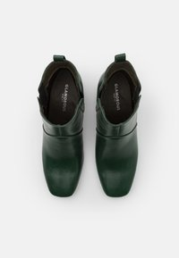 Glamorous Wide Fit - Kotníkové boty - forest green - 5