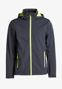 Icepeak - BIGGS - Soft shell jacket - grau - 4