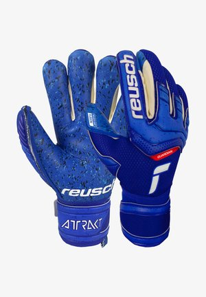 1 PAIR - Goalkeeping gloves - blau