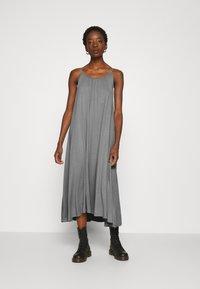 Zign - Žerzejové šaty - grey - 0