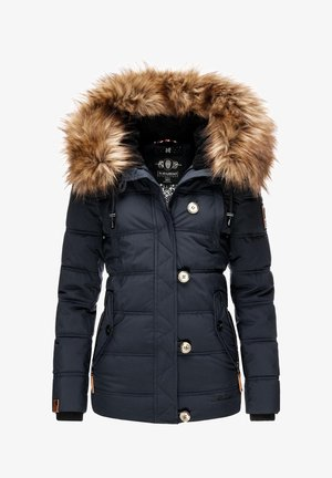 ZOJA - Winter jacket - dark blue