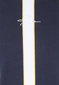 Hollister Co. - CREW STRIPES - T-shirt med print - navy vertical - 5