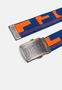 Diesel - BOXXY UNISEX - Pásek - classic bluette - 1