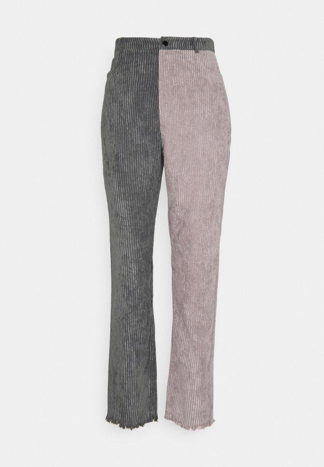 SPLICED TROUSERS - Trousers - multi