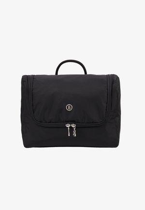 VERBIER MAILO WASHBAG - Wash bag - black