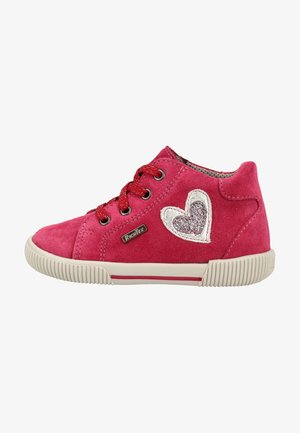 Sneaker low - lampone/silver/eggpl 7701