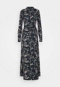 Banana Republic Tall - MAXI SHIRTDRESS - Shirt dress - blue - 0