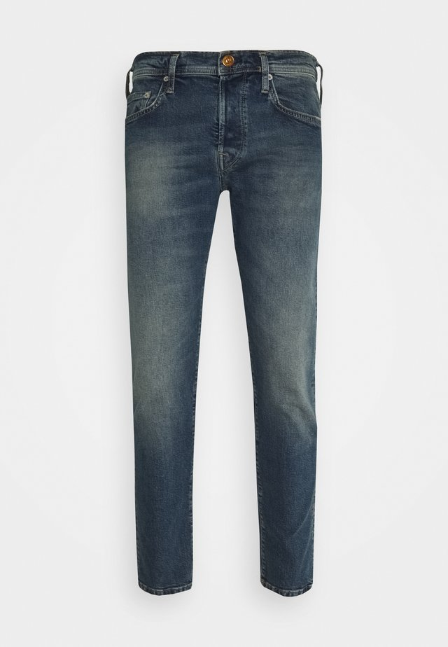 MARCO SLIM - Jeans Tapered Fit - blue