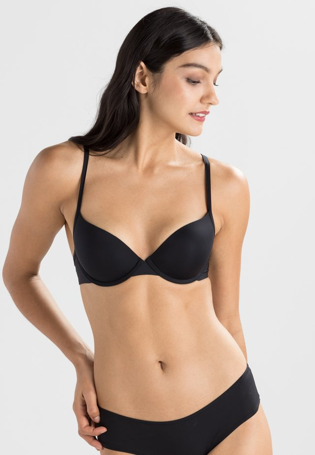 BROOME - Sujetador push-up - black