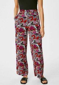 C&A Premium - Trousers - multicoloured - 0