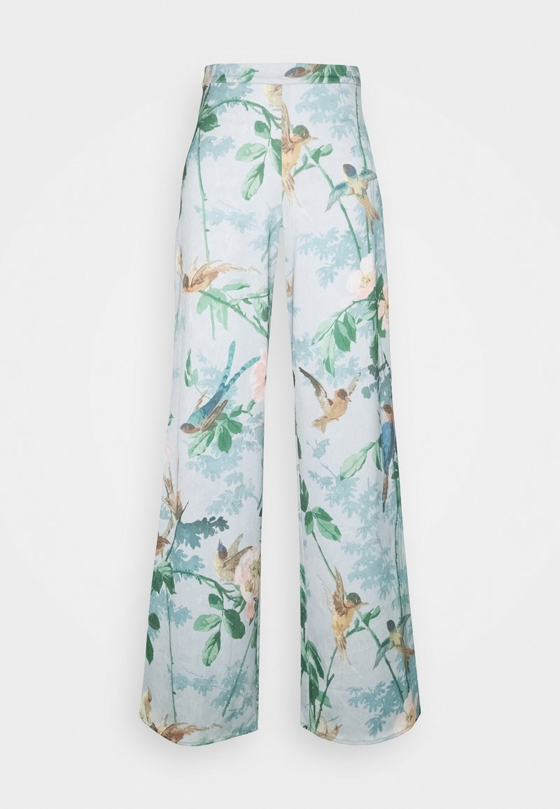 Hope & Ivy Tall - Pantalones - blue