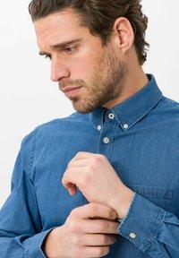 BRAX - STYLE DANIEL - Shirt - blue - 3