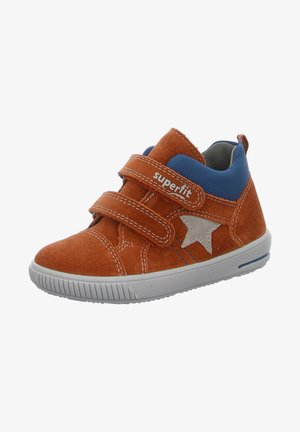Baby shoes - orange