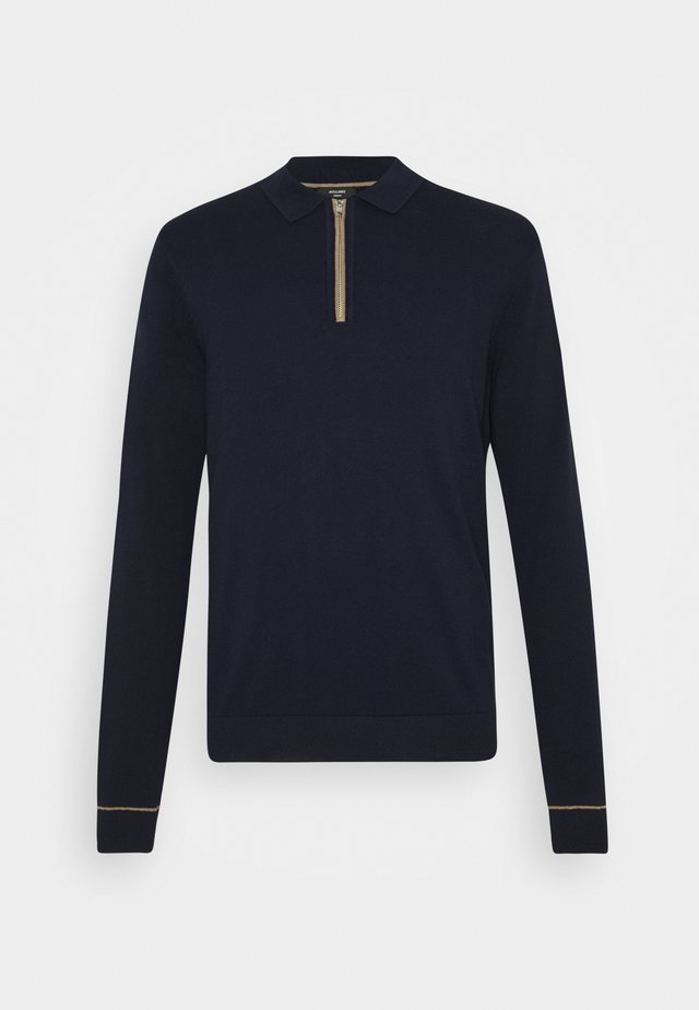 JPRBLALUTHER - Pullover - maritime blue