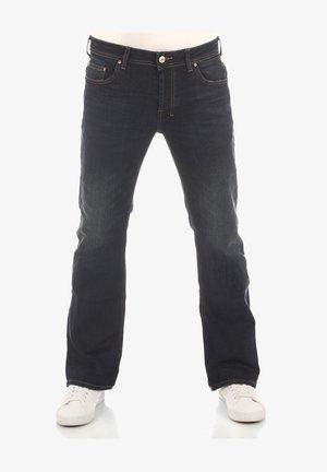 TINMAN - Bootcut jeans - murton x wash