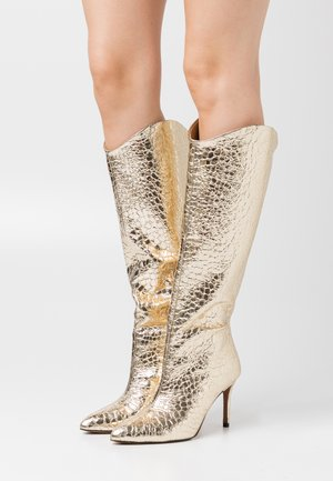 GEORGIAA - Bottes - gold