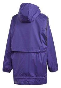 adidas by Stella McCartney - ADIDAS BY STELLA MCCARTNEY TRUEPACE RUN JACKET WIND.R - Training jacket - purple - 10