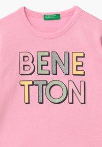 Benetton - Sweatshirt - pink - 2