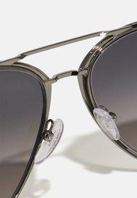 Prada - Sunglasses - matte black/gunmetal - 4