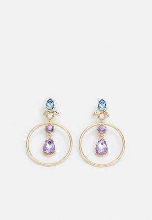 PCANDREA EARRINGS - Earrings - gold-colored