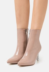 BEBO - ODELIA - Classic ankle boots - nude - 0