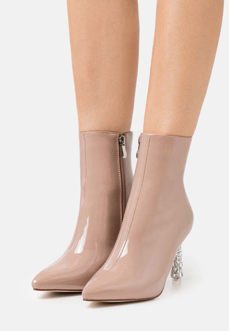 BEBO - ODELIA - Classic ankle boots - nude