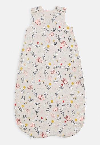 BABY GIRLS NAUTICAL SLEEPING BAG - Baby's sleeping bag - cream mix