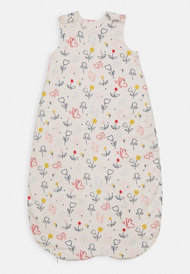 BABY GIRLS NAUTICAL SLEEPING BAG - Pijama saco - cream mix