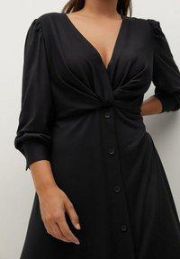 Violeta by Mango - CALADO - Day dress - schwarz - 3
