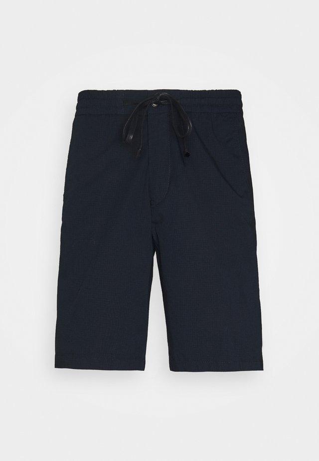 JEG - Shorts - dark blue