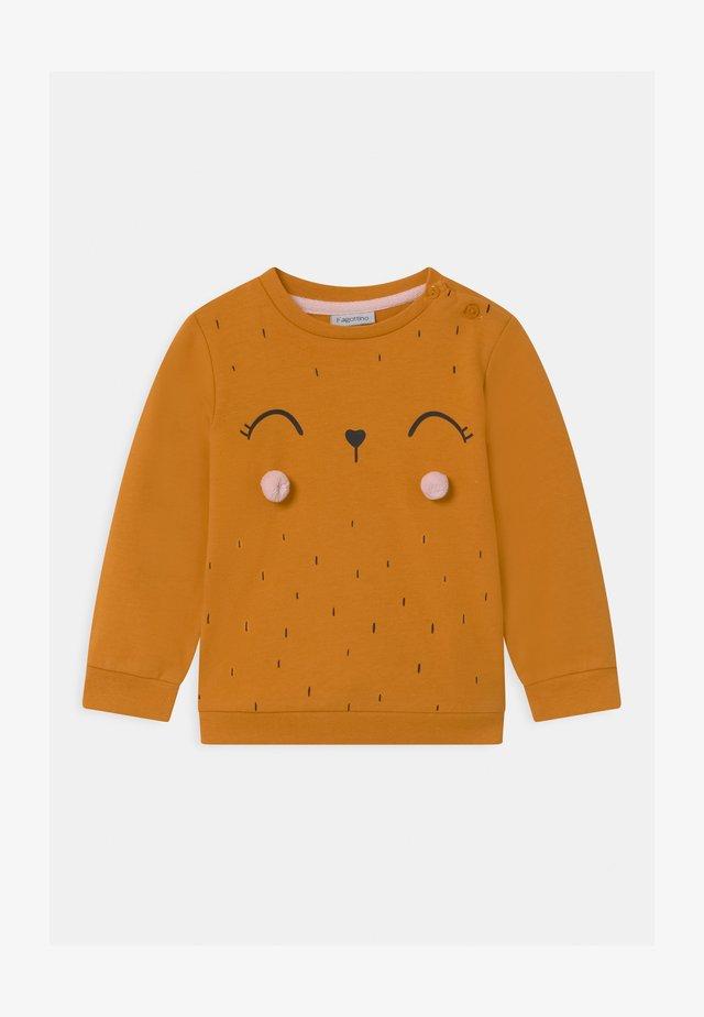Sweatshirt - beeswax