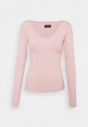 Pitkähihainen paita - pink