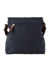 TOM TAILOR - Across body bag - blue - 2