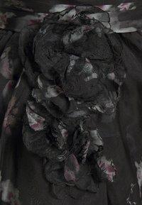Marchesa - GOWN - Robe de cocktail - black - 9