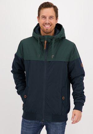 MR DIAMONDAK - Outdoor jacket - dark forrest