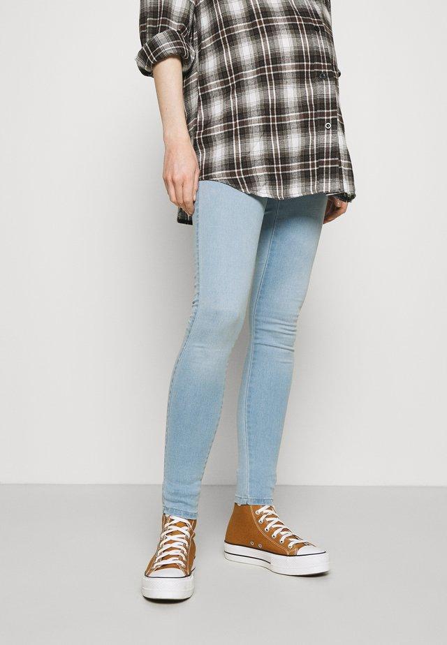 OLMROYAL LIFE - Skinny džíny - light blue denim