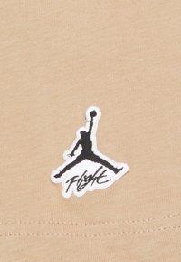 Jordan - CREW - T-shirt con stampa - hemp - 2