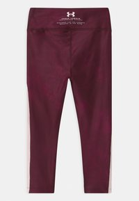 Under Armour - PROJECT ANKLE CROP - Trikoot - level purple - 1