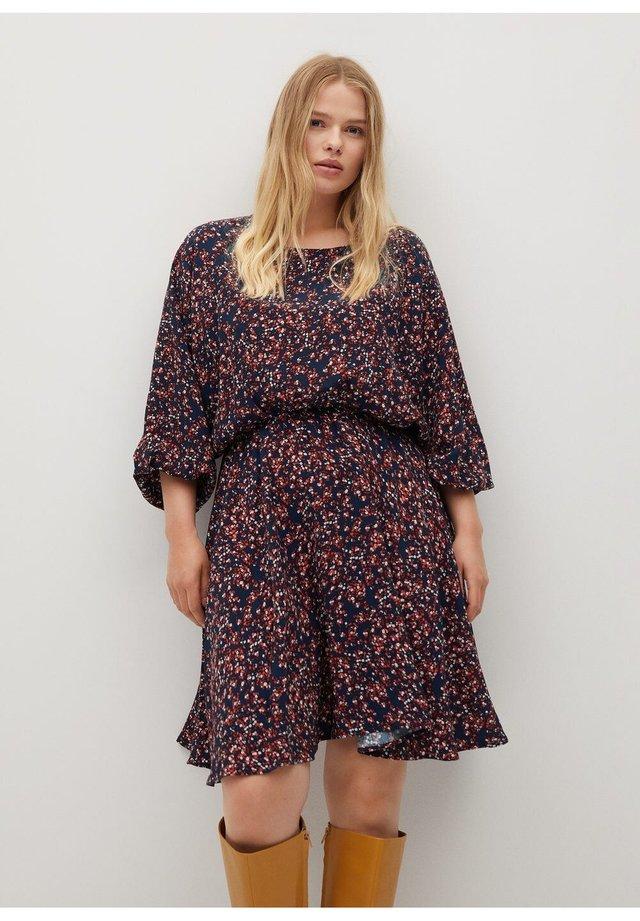 TEXAS - Robe d'été - schwarz
