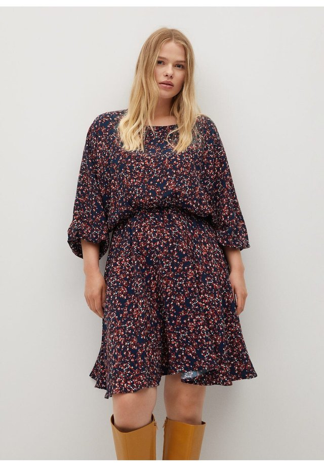 TEXAS - Korte jurk - schwarz